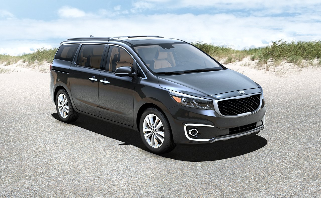 Fantastic 2016 Kia Sedona SXL Review